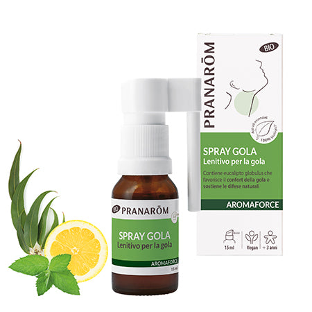 Pranarom - Spray gola