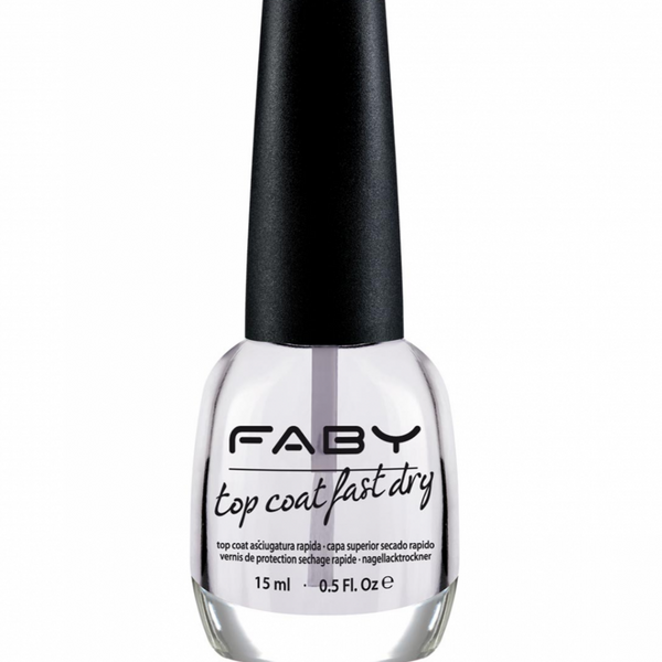 Faby - Top coat fast dry
