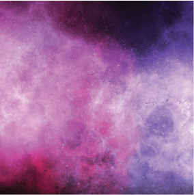 Pink Purple Galaxy