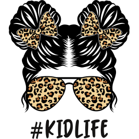 Kid Life Sublimation/Infusible Ink Sheet