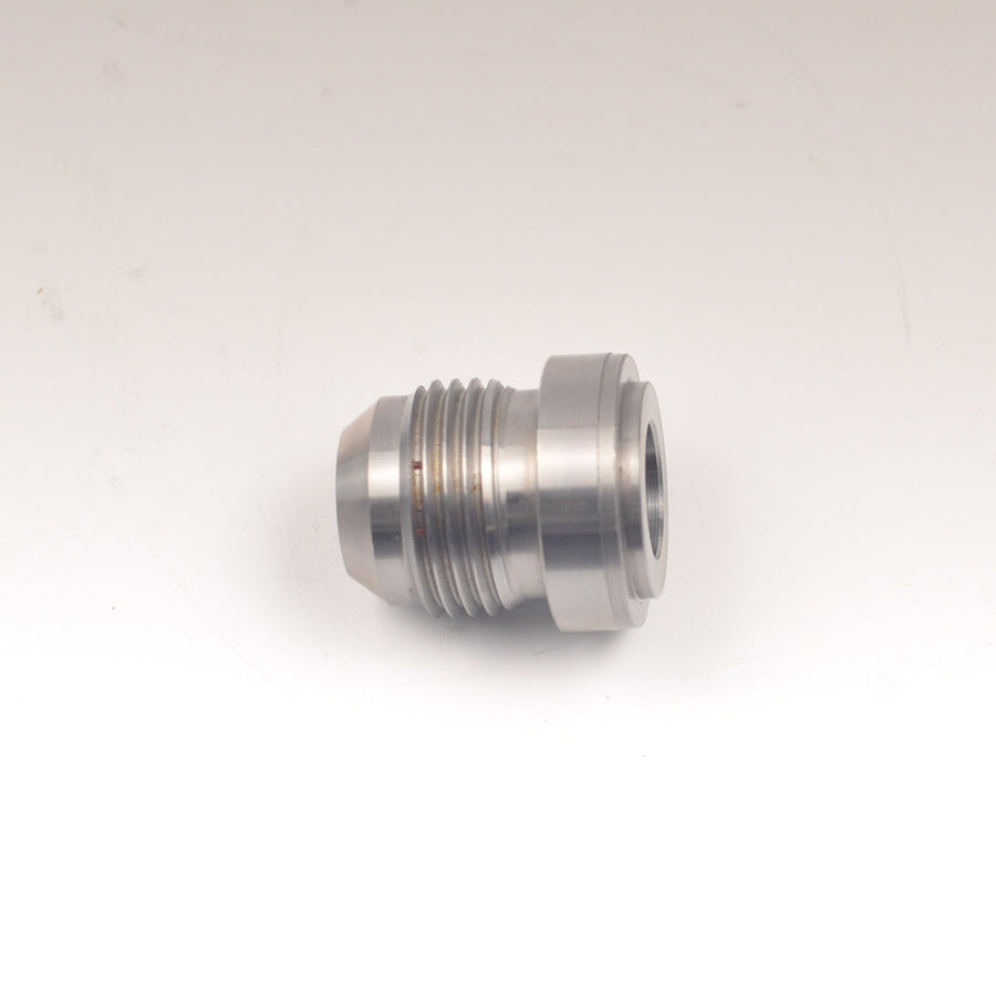 -10AN Stainless Weld On Fitting (Male) - Ideal For Turbo Drain And Catch Can Setups