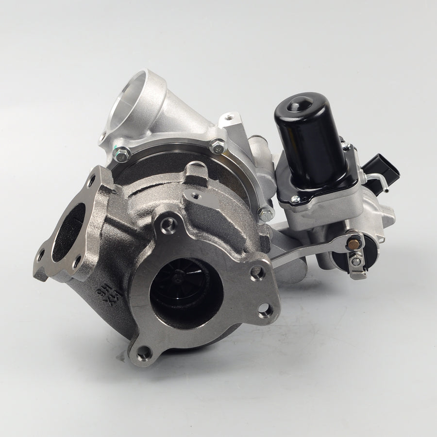 This is a quality replacement turbocharger to suit Toyota Landcruiser VDJ200 Series Common rail 1VD-FTV