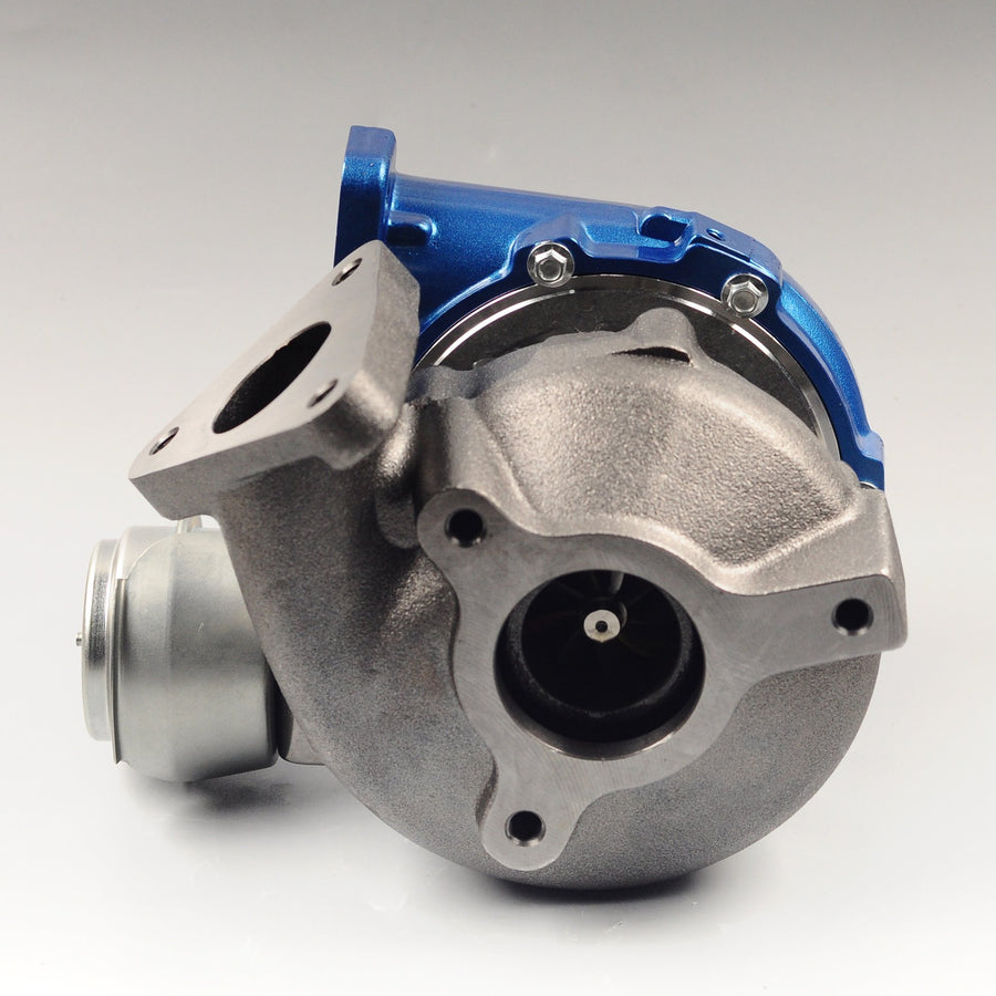 CCT Stage One Billet Turbocharger To Suit NISSAN Navara D40 YD25 2.5 14411-EB300 3-Bolts Flange
