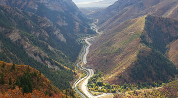 Explore Beautiful Provo Canyon: Everything You Need to Know