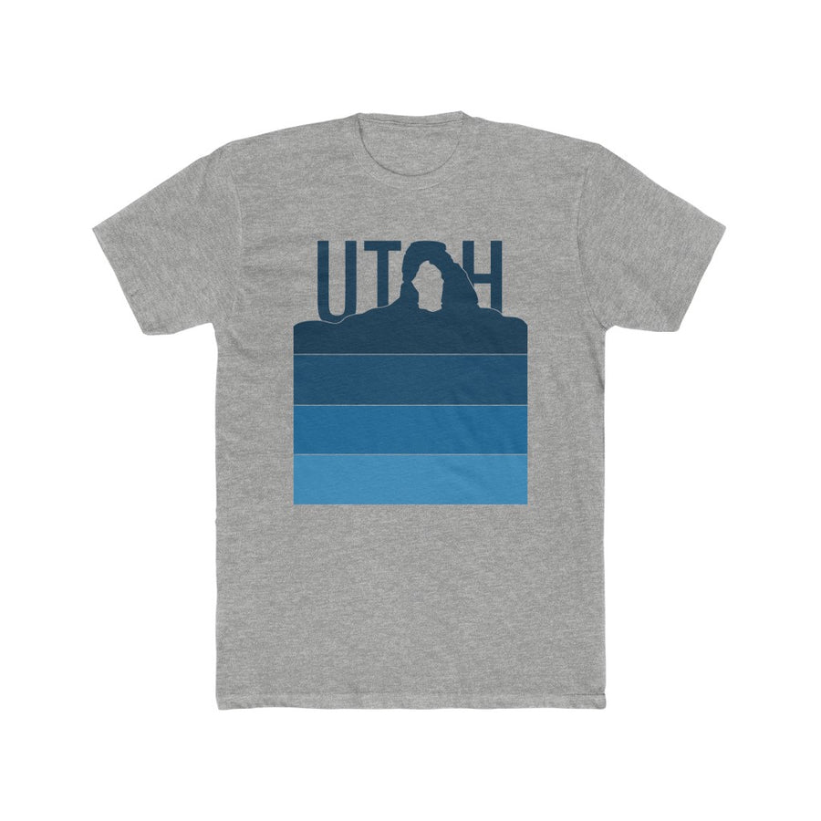 Utah is the Place Blue | T-Shirt