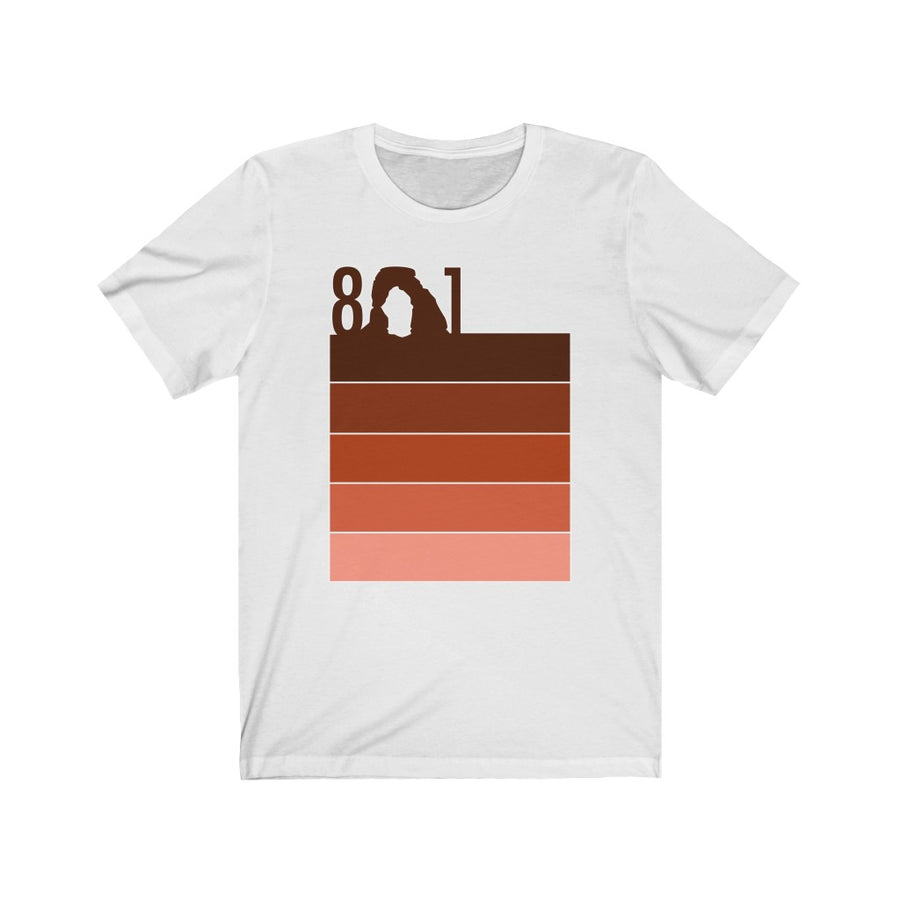 801 Arch Red | T-Shirt