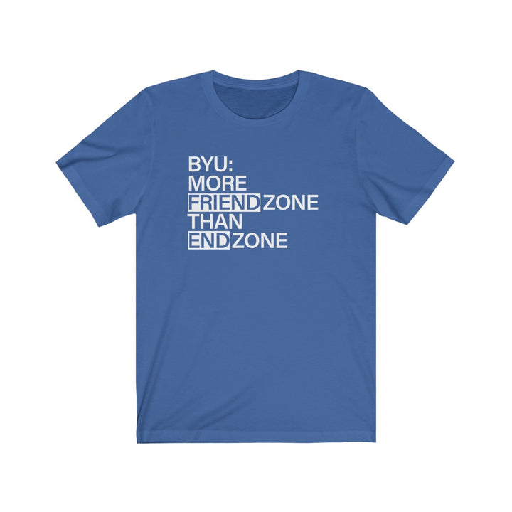 BYU Friendzone | T-Shirt