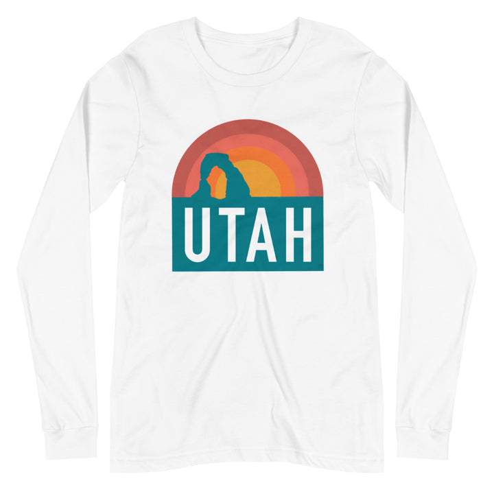Utah Arch | Long Sleeve Tee