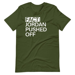 Jordan Pushed Off | T-Shirt