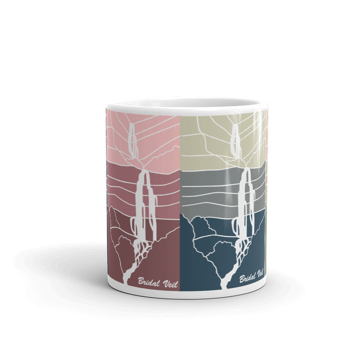 Bridal Veil Colors | Mug