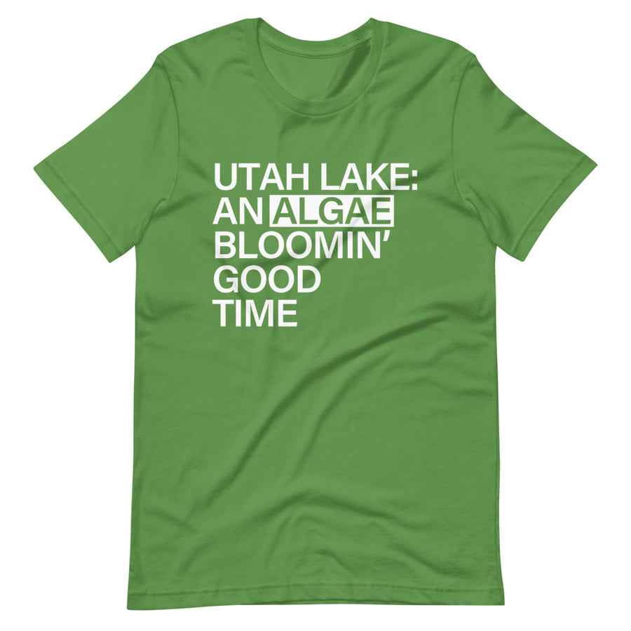 Utah Lake Bloomin | T-Shirt