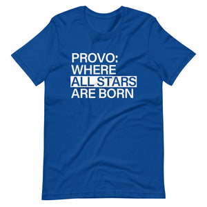 Provo All Star | T-Shirt