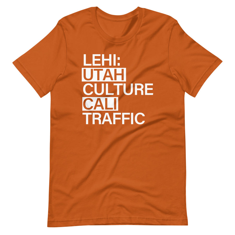 Lehi Traffic | T-Shirt