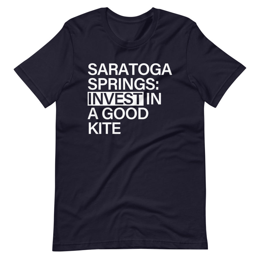 Saratoga Springs Kite | T-Shirt