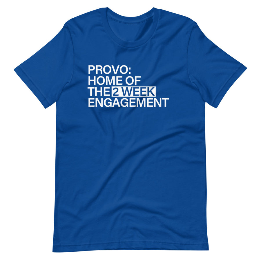 Provo Engagement | T-Shirt
