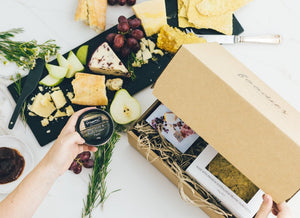 Discovery Gift Box - Perfect Foodie's Gift