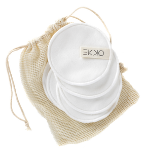Ekko Skin - 6x pieces face cleaning cloths