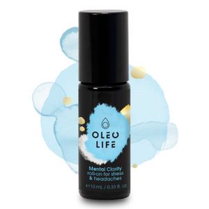 Mental Clarity Roll-on - Natural Perfume