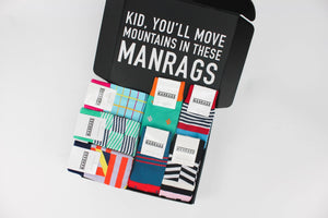 ManRags Sock Subscription