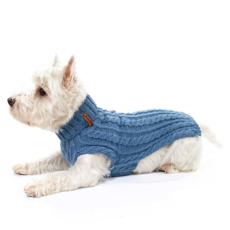Deep Blue Doggy Jumper