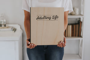The Adulting Life Organiser