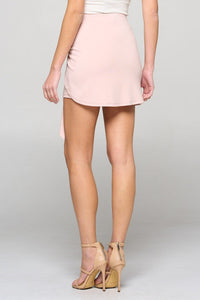By The Way Skirt, Pink