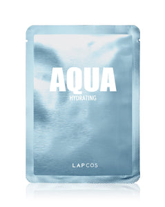 Daily Face Mask, Aqua