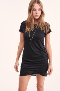 Tell The Truth Dress, Black