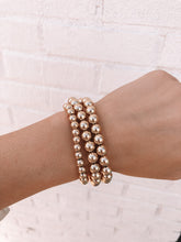 Load image into Gallery viewer, Hollis Beaded Bracelet, Gold