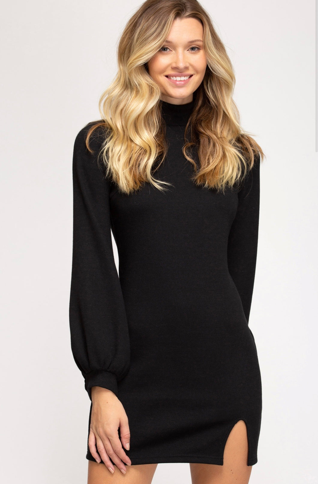 Kallee Dress, Black