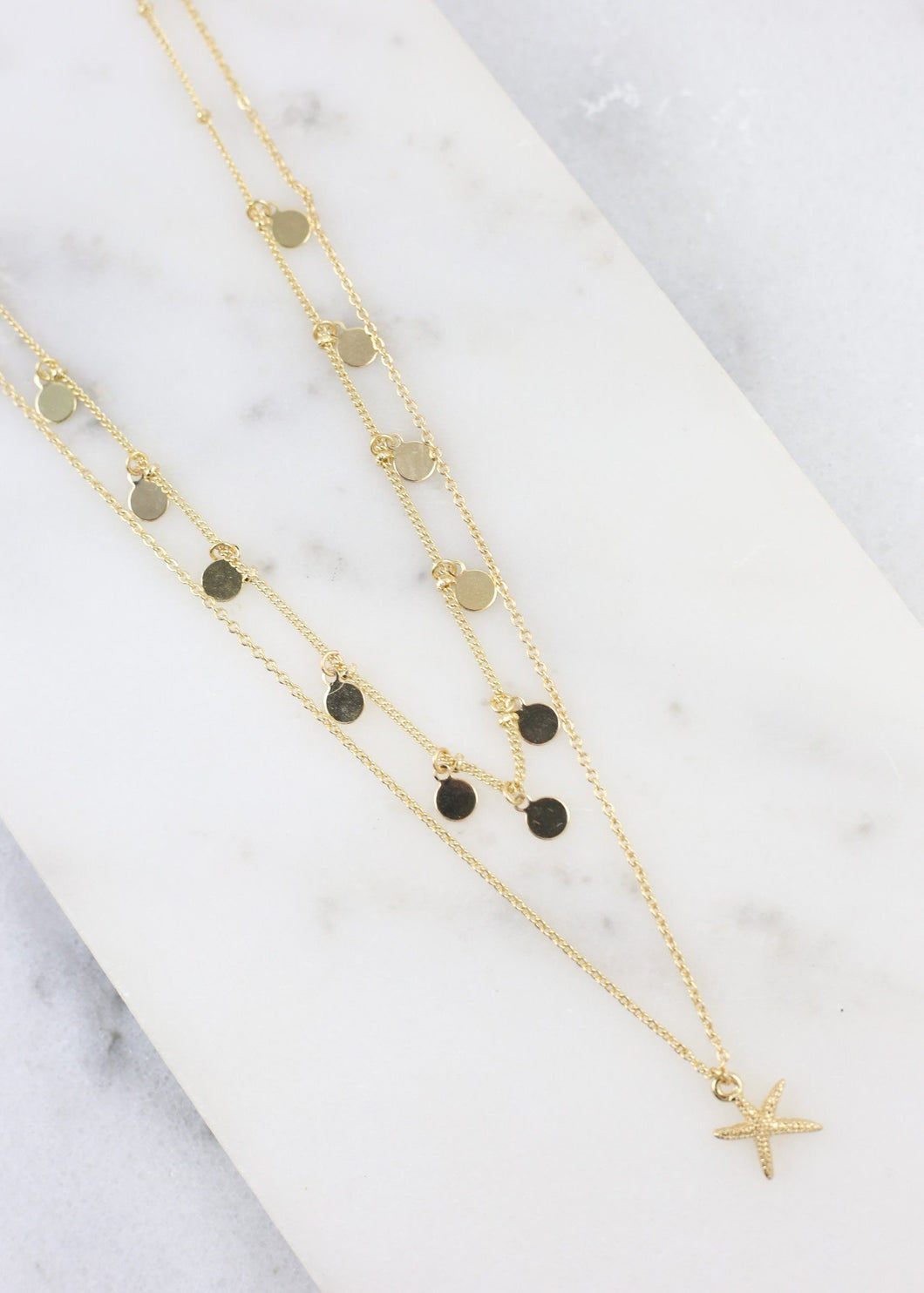 Baxley Layered Necklace