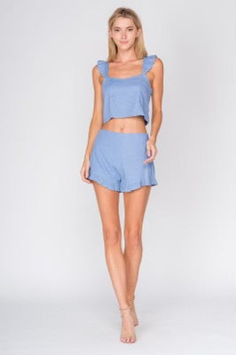 The Blaine Set, Chambray