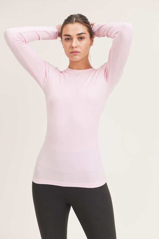 Essential Top, Light Pink