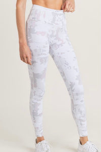 Camo Highwaisted Leggings