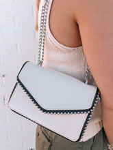 Load image into Gallery viewer, Scarlett Stud Purse, Ivory