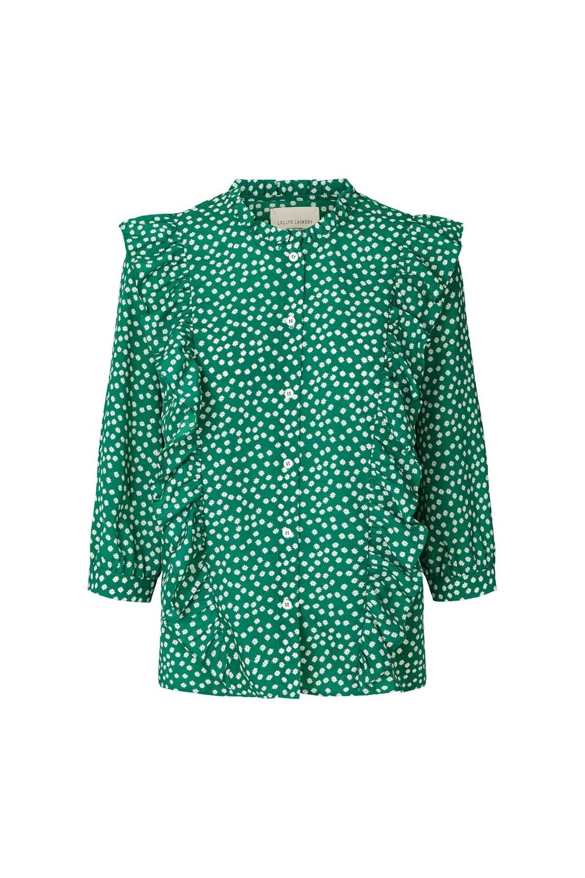 Lollys Laundry Hanni Shirt - Green