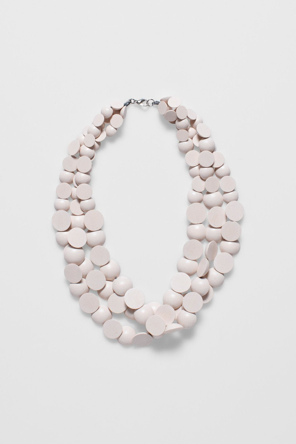 Elk Meta Necklace - Blush