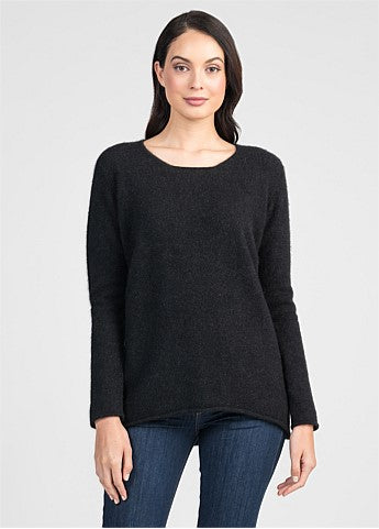 Untouched World Essential Sweater - Jet