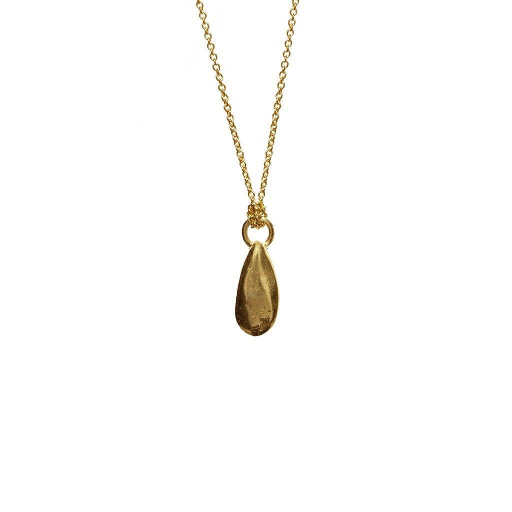Rachel Stichbury Mini Pepita Necklace - Gold