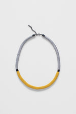 Load image into Gallery viewer, Elk Rek Necklace - Amber/Grey