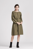 Widdess Smith Dress - Fiord