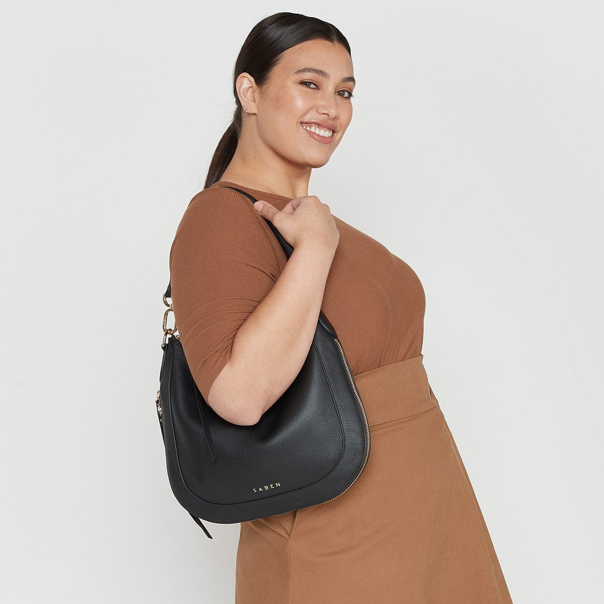 Saben Lulu Bag - Black