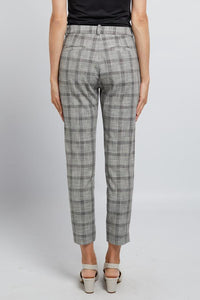 Cable Melbourne Darcey Check Pant