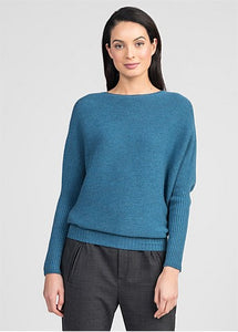 Untouched World Flitch Sweater - Pacifica