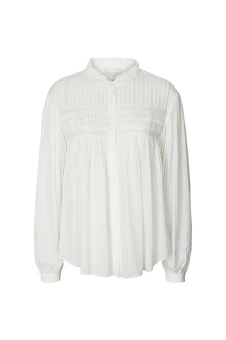 Lollys Laundry Cara Blouse - White