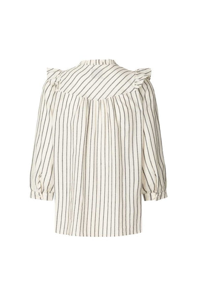 Lollys Laundry Hanni Shirt - White