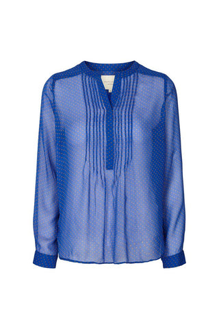 Lollys Laundry Helena Shirt - Blue