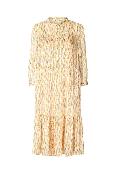 Lollys Laundry Naja Dress - Creme