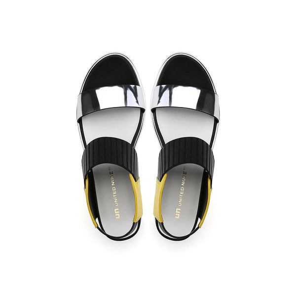 United Nude Rico Sandal - Yellow Mix