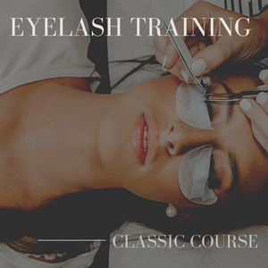 CLASSIC EYELASH TRAINING- 4 DAY COURSE